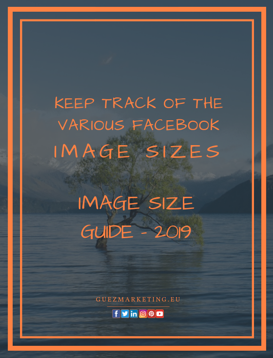 The latest 2019 Facebook image size guide   Guez Marketing